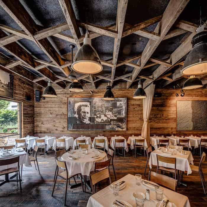 Reclaimed Wood Paneling, Flooring and Ceiling
