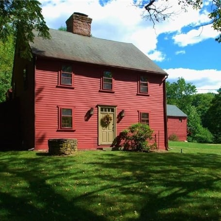 Pre-1850 Wood home in Connecticut