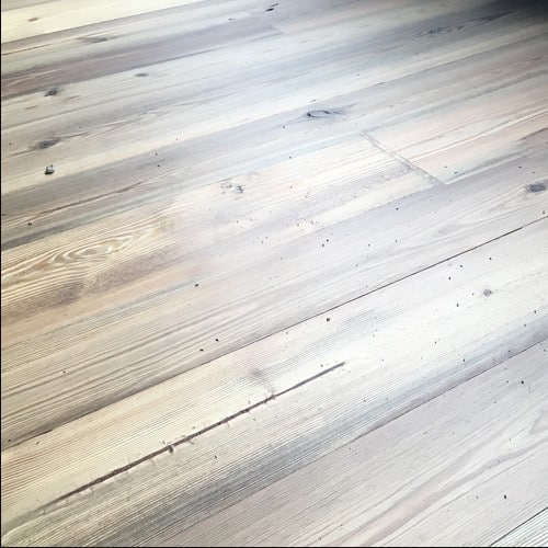 Sinker Heart Pine River Wood Flooring