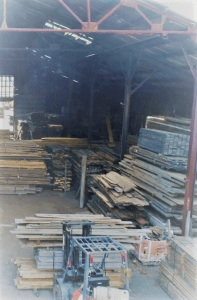 Amster Stock Shed