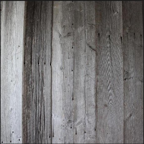 Weathered Gray Barn Siding Range