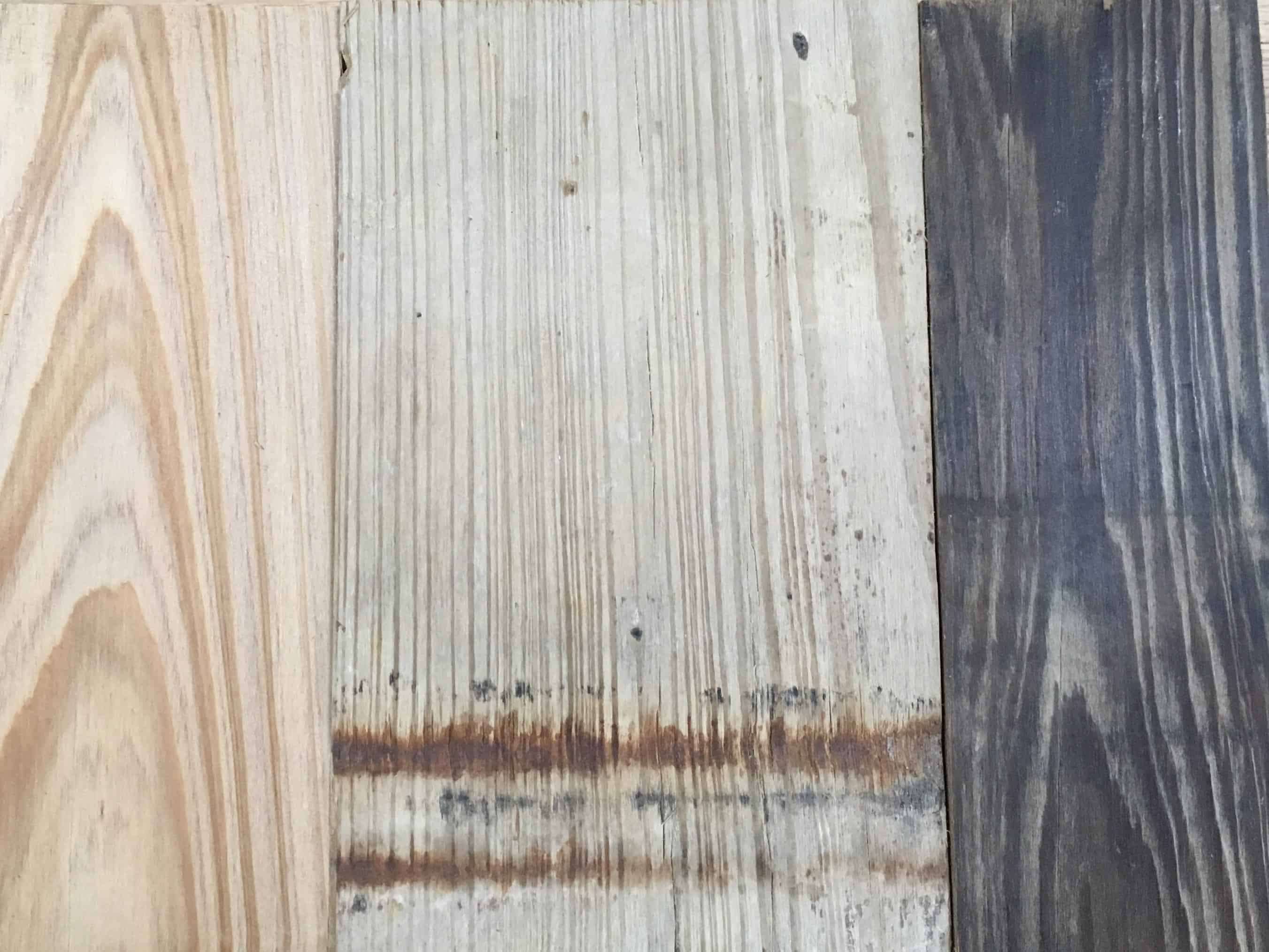 Reclaimed Cypress Water Tank wood sample